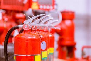 زمان مناسب بازرسی و شارژ کپسول آتش نشانی