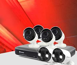 دوربین های مدار بسته و نصب دزدگیر